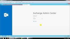 Configure Address Lists in Exchange Server 2016