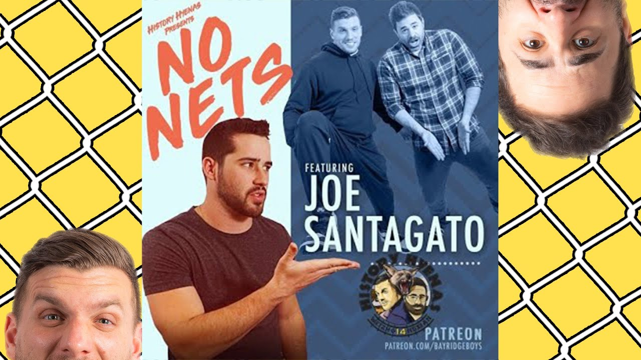 Bonus No Nets With Joe Santagato Youtube