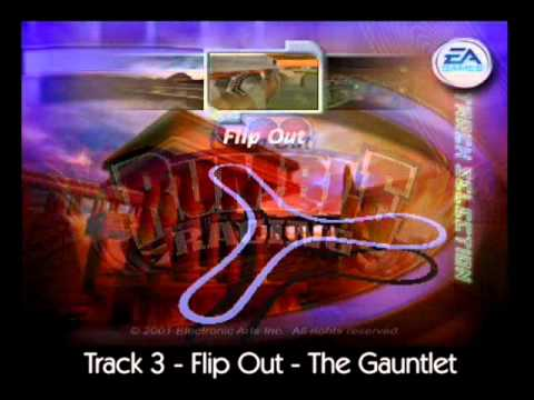 Rumble Racing OST: Track 3 (Flip Out/The Gauntlet)