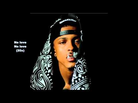 August Alsina ft Nicki Minaj- No love clean Lyrics