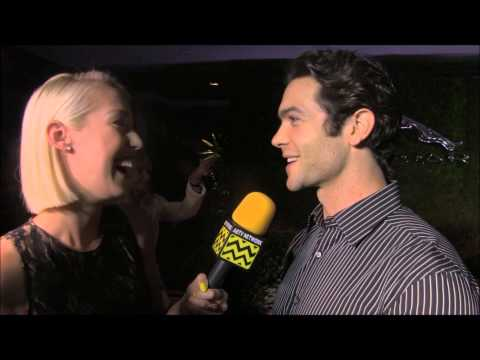 Ethan Peck  Jaguar Red Carpet   AfterBuzz TV