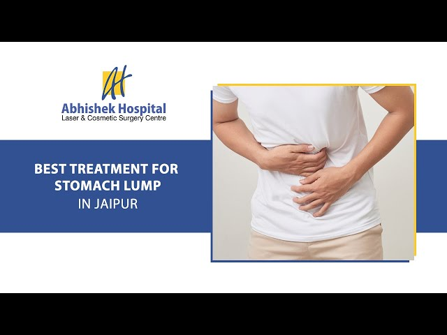 Best Treatment For Stomach Lump In Jaipur (in Hindi)