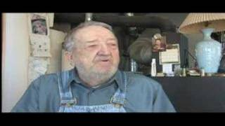 WWII vet talks about PTSD and bad memories