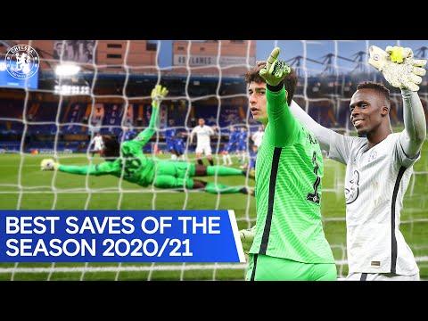 Reaction Saves and Incredible Agility! | Edouard Mendy & Kepa Arrizabalaga | Best Saves 2020/21