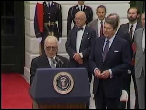 President Reagan's and President Habib Bourguiba of Tunisia Remarks on June 18, 1985