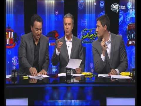 Santo Sam & Ed - Total Football - Episode 4 (2013)