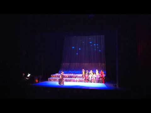 African Angels - Cape town opera chorus - 27 december in het Isala