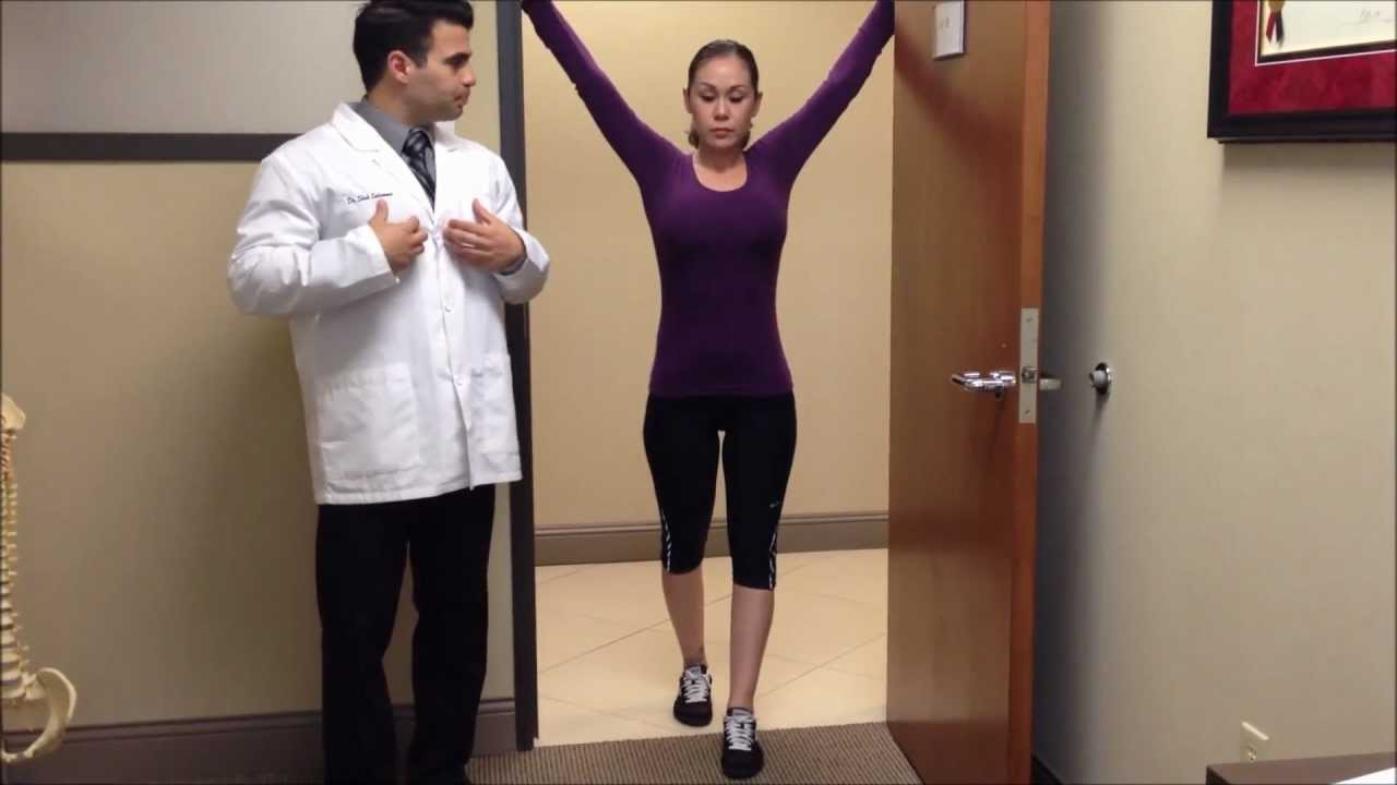 9.1 Chest Pectoralis Major & Minor Stretch - YouTube  |Pectoralis Major Stretch
