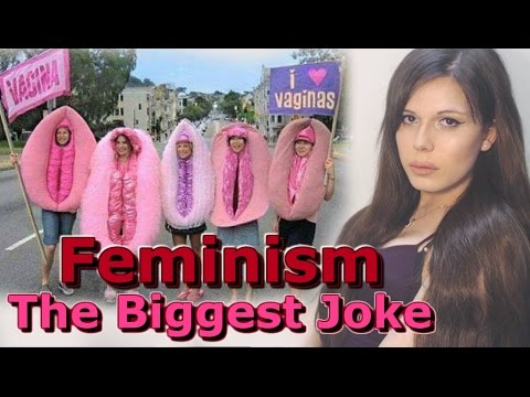 FEMINISM: THE BIGGEST JOKE (Women's March)