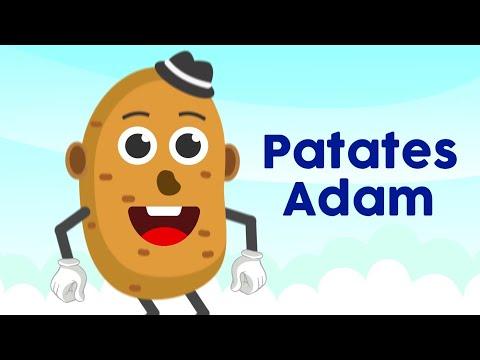 Patates Adam - Eğlenceli Bebek Şarkısı