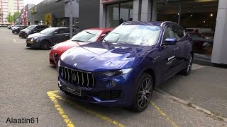 2017 MASERATI LEVANTE In Depth Review Interior Exterior & 10 Things You Need To Know
