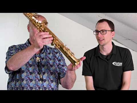 Yamaha YSS 475II Soprano Sax Review
