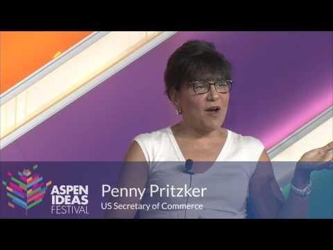 Secretary of Commerce Penny Pritzker on Economic Opportunity in Cuba