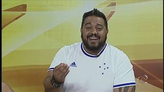 Cruzeiro faz primeiro jogo após o rebaixamento