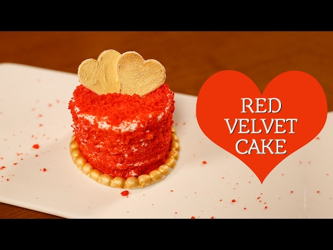 Red Velvet Cake | Valentines Day Special l Chef Meghna ∣ Meghna's Food Magic