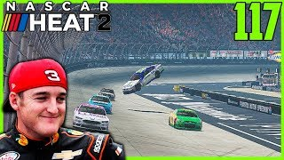 Leave it to Ty Dillon... NASCAR Heat 2 Career Mode |24/36| S4. Episode 117