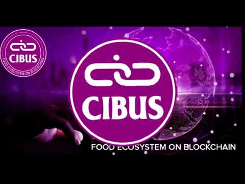 CIBUS - FOOD ECOSYSTEM ON BLOCKCHAIN