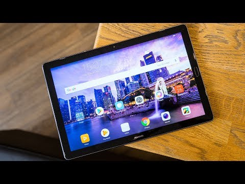 Top 10: The Best Android Tablets Of 2018