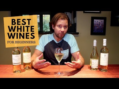 The Best White Wines For Beginners (Series): #3 Sauvignon Blanc