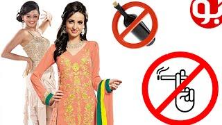 من تدخن ومن تتناول الكحول بين نجمات الدراما؟ ومن لا تفعل ذلك؟ (الجزء 1)