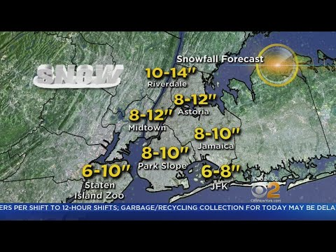 Mobile Weather Lab Checks Out Conditions In NYC