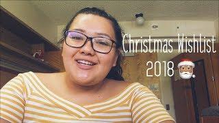 Christmas Wishlist 2018🎅🏽| Vlogmas Day 6🎄