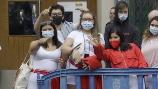 Navarra se queda sin toque de queda y País Vasco solicita más medidas