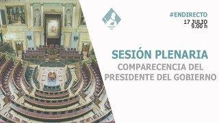 Sesión Plenaria extraordinaria