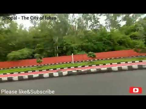 Bhopal BRTS || Bus Corridor
