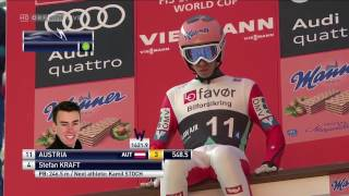 Ski Jump World Record STEFAN KRAFT Vikersund 2017