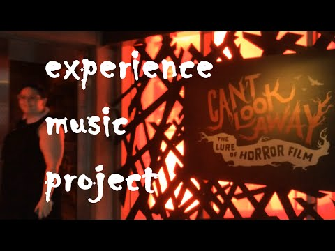 Experience Music Project (Coolest Museum!)