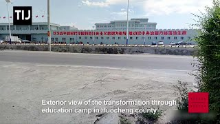 China detains more than a million Uyghur Muslims in Concentration Camps