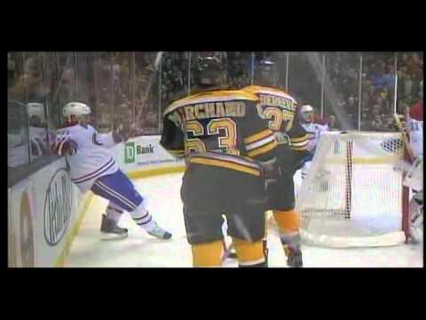 Canadiens Bruins Rivalité