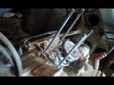 piston installation honda rancher 4x4