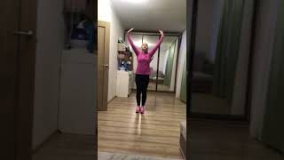Занятие по физической культуре для детей от 4 лет