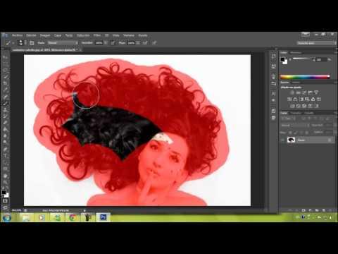 como hacer corte perfecto en photoshop cs6