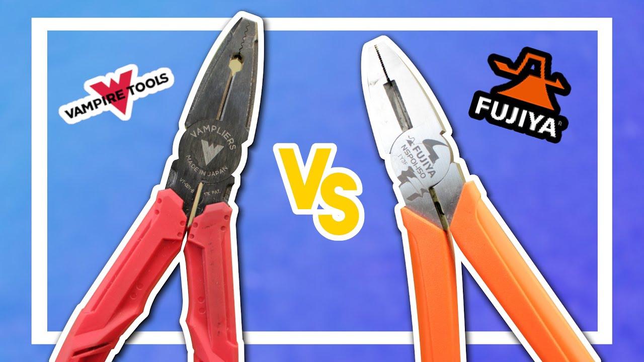 Download Fujiya Pliers VS Vampliers' Brute Screw Extraction Pliers