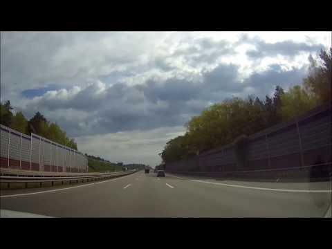 A1 - A261 - A7 Hamburg