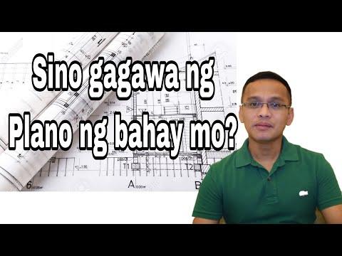 SINO GUMAGAWA NG PLANO NG BAHAY?Architect and Engineer Vlog 10