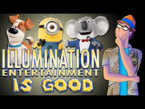 Why Illumination Entertainment Is GOOD