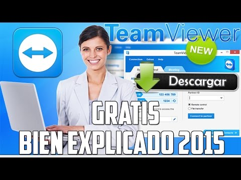 Descargar E Instalar TeamViewer 8 Full+Crack Español 2015