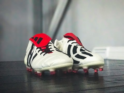 c5085e9779e9 FIRST LOOK  Unboxing ADIDAS PREDATOR MANIA 2017 - CHAMPAGNE! - YouTube