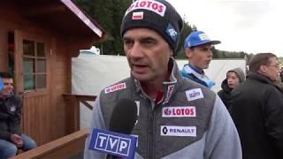 Stefan Horngacher podsumowuje Letnie Grand Prix 2018