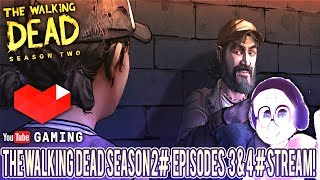 KENNY IS BACK?!?!  | The Walking Dead Season 2# Episode 3 & 4 & 5 # STREAM! (FINALE)