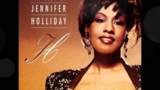 "Jennifer Holliday ""Love me, please Just a little bit longer"""