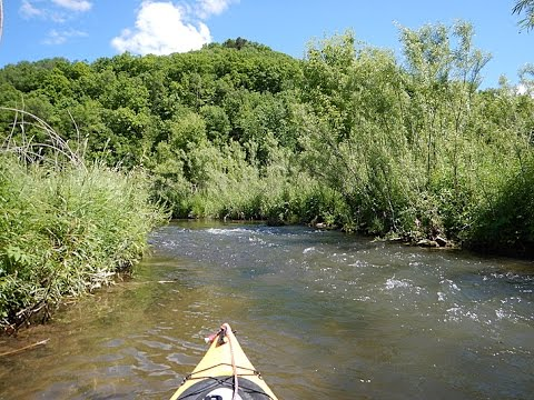 Coon Creek & Timber Coulee Creek