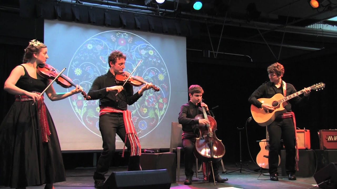 video: Métis Fiddler Quartet