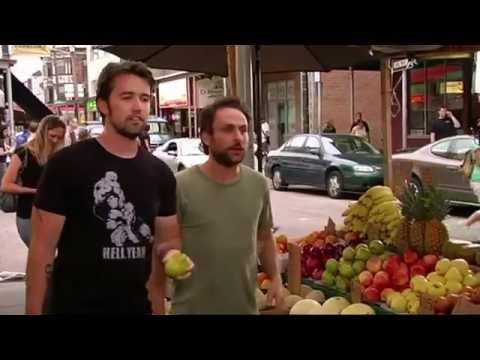 The Italian Market - It's Always Sunny in Philadelphia