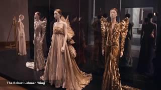 Мода и католическое воображение в новой выставке Met