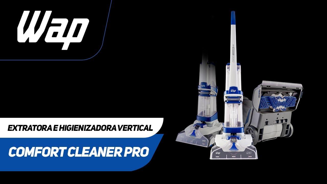 Higienizadora e Extratora Comfort Cleaner PRO | Agora com nova escova!